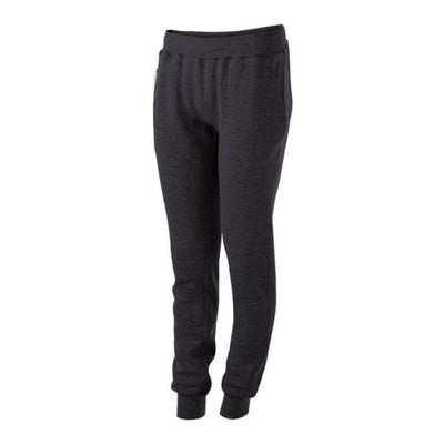 Ladies 60/40 Fleece Jogger - Carbon Heather E83 / Ladies Small - Apparel