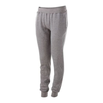 Ladies 60/40 Fleece Jogger - Charcoal Heather 017 / Ladies Small - Apparel