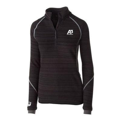 Ladies Deviate Pullover - Black 080 / Ladies X-Small - Apparel