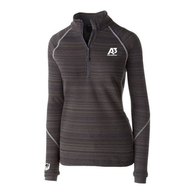 Ladies Deviate Pullover - Carbon J96 / Ladies X-Small - Apparel