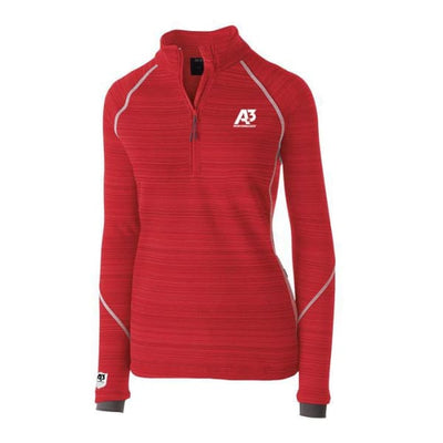 Ladies Deviate Pullover - Scarlet 083 / Ladies X-Small - Apparel
