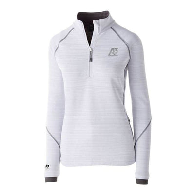 Ladies Deviate Pullover - White 005 / Ladies X-Small - Apparel