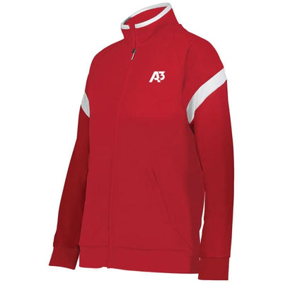 Ladies Limitless Jacket - Scarlet/White 408 / Ladies Small - Apparel