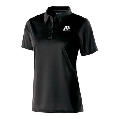 Ladies Shift Polo - Black 080 / Ladies XS - Apparel