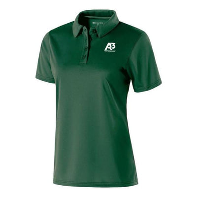 Ladies Shift Polo - Forest 038 / Ladies XS - Apparel