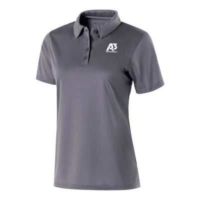 Ladies Shift Polo - Graphite 059 / Ladies XS - Apparel