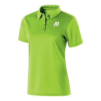 Ladies Shift Polo - Lime 096 / Ladies XS - Apparel
