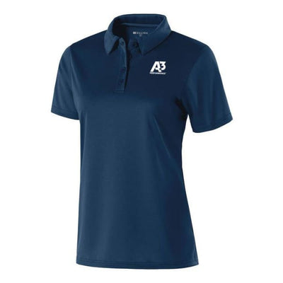 Ladies Shift Polo - Navy 065 / Ladies XS - Apparel
