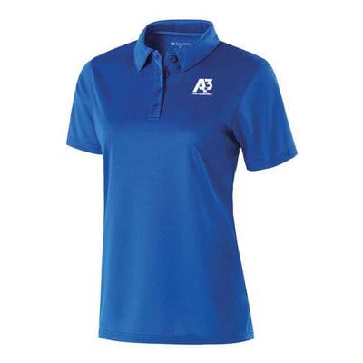 Ladies Shift Polo - Royal 060 / Ladies XS - Apparel