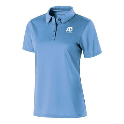 Ladies Shift Polo - University Blue S48 / Ladies XS - Apparel