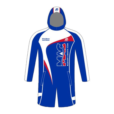 MAC Custom Team Parka - Youth Small - Madison Aquatic Club