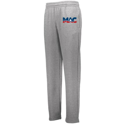 MAC 80/20 Open Bottom Sweatpants - Small - Madison Aquatic Club