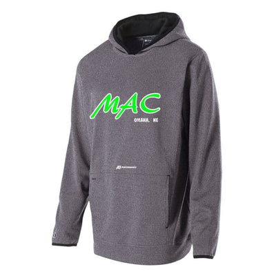 Millard Mens Hoodie - Millard Aquatic Club