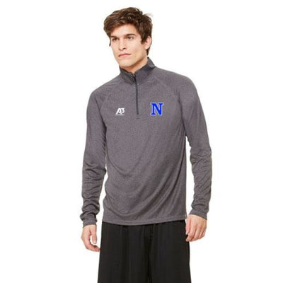 Nakoma 1/4 Zip Lightweight Pullover - Adult Small - Nakoma Swim Club