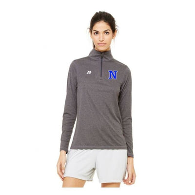 Nakoma 1/4 Zip Lightweight Pullover - Ladies Small - Nakoma Swim Club