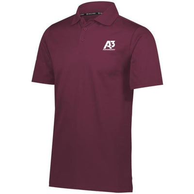 Prism Polo - Maroon 745 / Small - Apparel