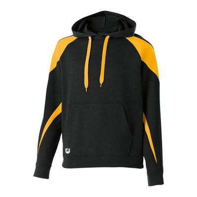 Prospect Hoodie - Black/Light Gold R16 / Adult Small - Apparel