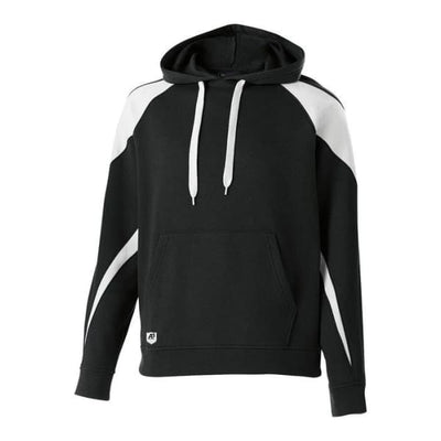 Prospect Hoodie - Black/White 420 / Adult Small - Apparel