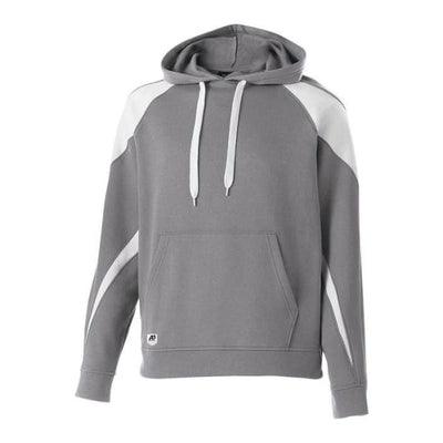 Prospect Hoodie - Charcoal Heather/White N13 / Adult Small - Apparel