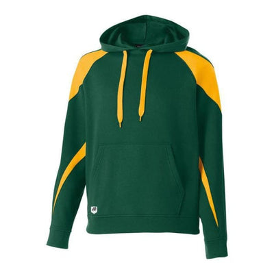 Prospect Hoodie - Forest/Light Gold U40 / Adult Small - Apparel