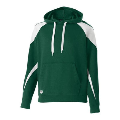 Prospect Hoodie - Forest/White 436 / Adult Small - Apparel