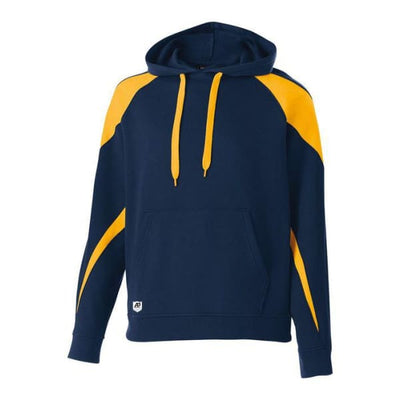 Prospect Hoodie - Navy/Light Gold S28 / Adult Small - Apparel