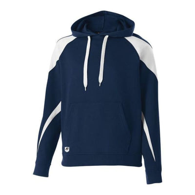 Prospect Hoodie - Navy/White 301 / Adult Small - Apparel