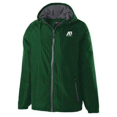 Range Jacket - FOREST/CARBON E79 / Small - Apparel