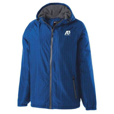 Range Jacket - ROYAL/CARBON E86 / Small - Apparel