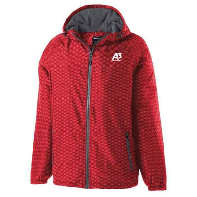 Range Jacket - SCARLET/CARBON E90 / Small - Apparel