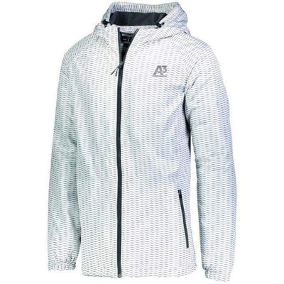 Range Jacket - WHITE/CARBON E94 / Small - Apparel