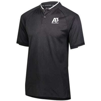 Recruiter Polo - Black/White 420 / Small - Apparel