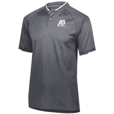 Recruiter Polo - Carbon/White F52 / Small - Apparel