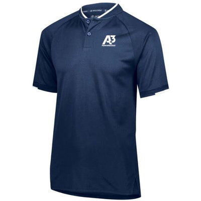 Recruiter Polo - Navy/White 301 / Small - Apparel