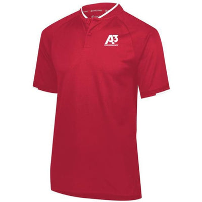 Recruiter Polo - Scarlet/White 408 / Small - Apparel