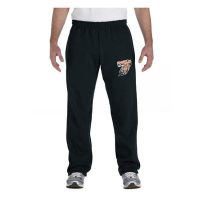 Roseville Sweatpant - Black / Adult X-Large - Roseville High School