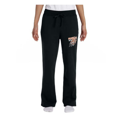 Roseville Sweatpant - Black / Ladies X-Large - Roseville High School