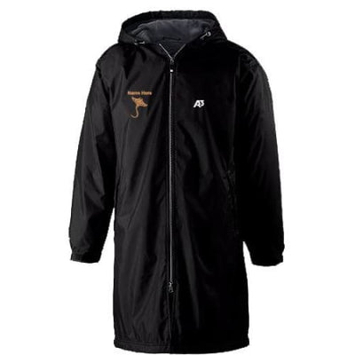 Sahuarita Stingrays Conquest Jacket WITH RIGHT CHEST LOGO (Name) - Sahuarita Stingrays