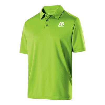 Shift Polo - Lime 096 / Small - Apparel