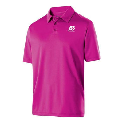 Shift Polo - Power Pink 809 / Small - Apparel