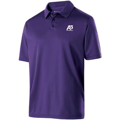 Shift Polo - Purple 050 / Small - Apparel