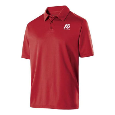 Shift Polo - Scarlet 083 / Small - Apparel