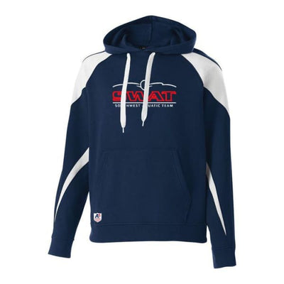 SWAT Prospect Hoodie - Youth Small / Navy/White - Southwest Aquatic Team