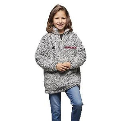 SWAT Sherpa Quarter-Zip - Youth Small - Southwest Aquatic Team