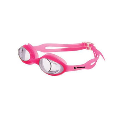 Swimming Swan A3 Flex Goggle - Clear/pink 450 - Swimming Swan