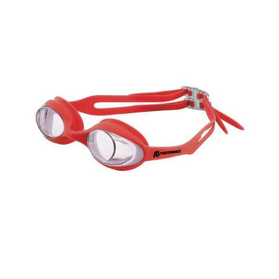 Swimming Swan A3 Flex Goggle - Clear/red 206 - Swimming Swan