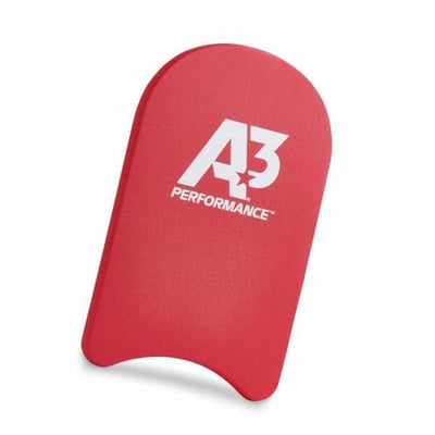 Swimming Swan A3 Performance Kickboard - Red 400 - Swimming Swan