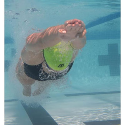 Swimming Swan A3 Performance Silicone Ultra-Lite Cap - Swimming Swan
