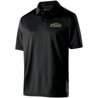 Swmke Polo - Graphite - 059 / Ladies Small - Swmke
