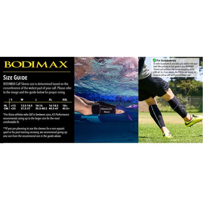 Team BODIMAX Calf Sleeves - Team Store